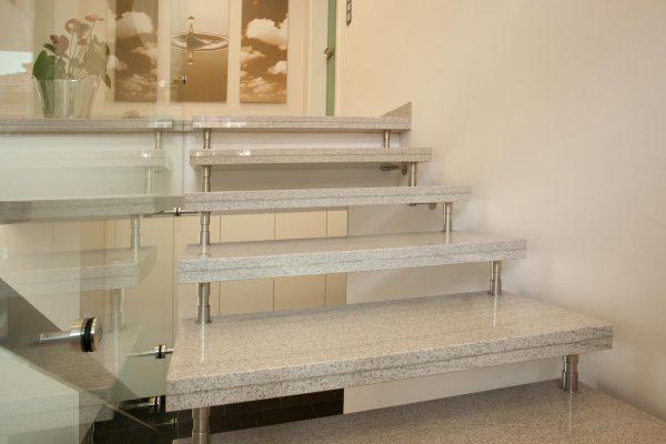 drossel fiedler treppe naturstein imperial white 0760
