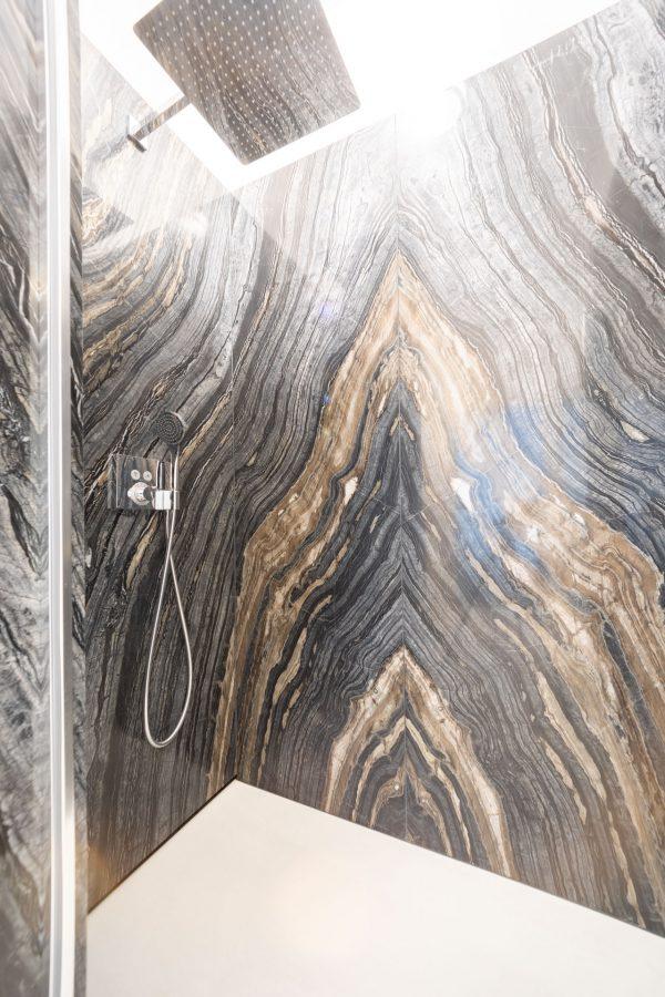drossel hallenberger bad naturstein silver brown wave 9151