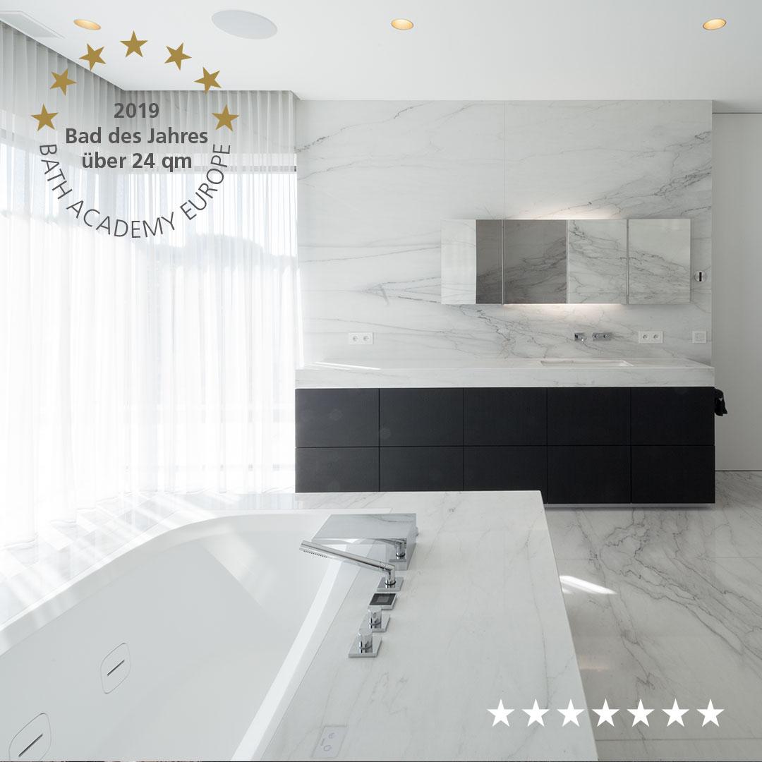 drossel living guide europe radermacher bad naturstein calacatta marmor bad des jahres 2019 ueber24qm instagram