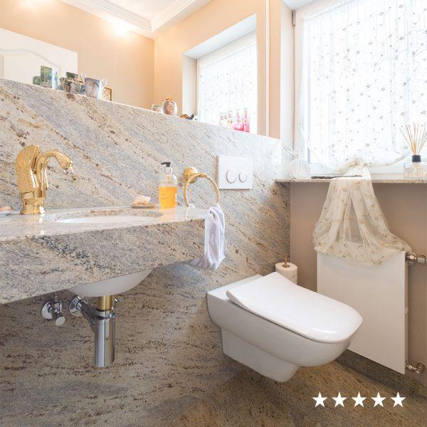 drossel zentgraf gaeste wc naturstein kashmir gold square