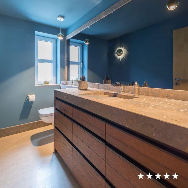 drossel zentgraf gaeste wc naturstein limestone persiano square