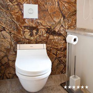 drossel zentgraf gaeste wc naturstein rainforest brown taj mahal square