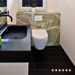 drossel zentgraf gaeste wc onyx verde pakistano square