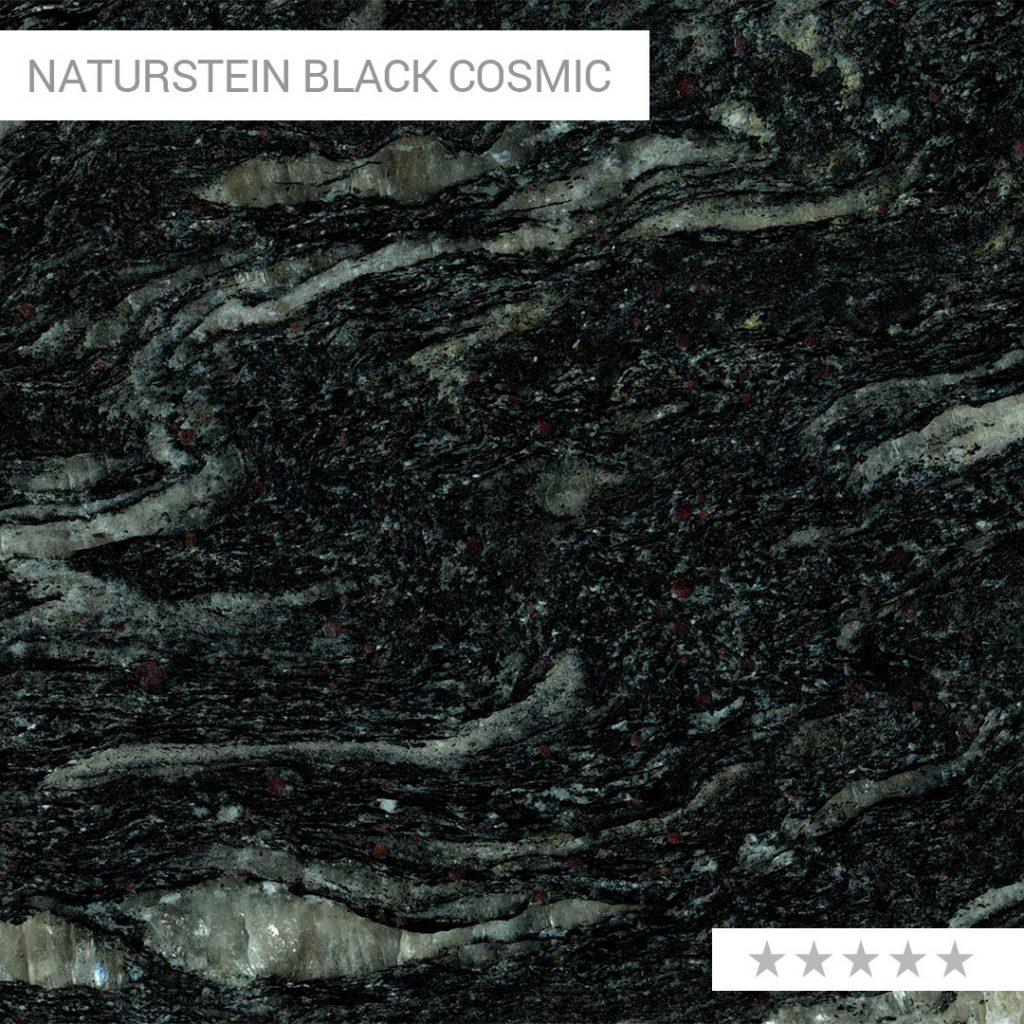 lge material naturstein black cosmic