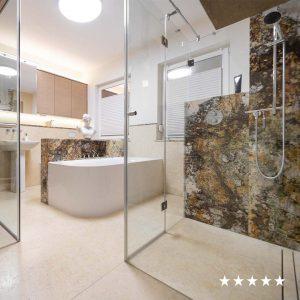 Schrocke Badezimmer Naturstein Carpe Diem